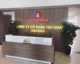 HATECO CHUYỂN ĐỔI MÔ HÌNH SANG CÔNG TY CỔ PHẦN TẬP ĐOÀN HATECO