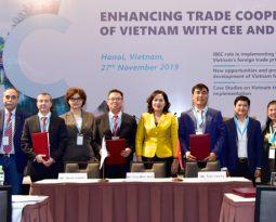 Hateco Logistics hợp tác thương mại với khu vực Trung – Đông Âu và Á – Âu