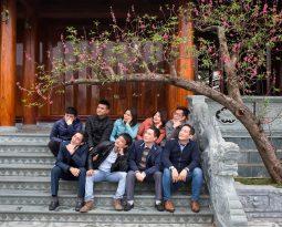 HATECO Tổ chức du xuân đầu năm cho CBNV 2020