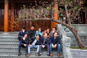 Hateco Organize the first spring tour for employees in 2020