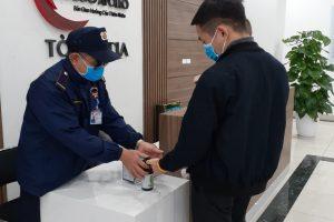 Hateco Apollo Resident have enhanced the spirit to prevent virus corona epidemic