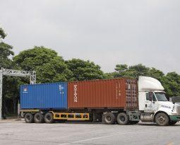 ICD Long Biên: Đòn bẩy phát triển dịch vụ logistics miền bắc