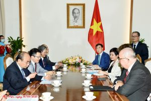 PRIME MINISTER NGUYEN XUAN PHUC WELCOMES THE NETHERLANDS, BELGIUM AND EUROPEAN INVESTORS