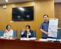 (Tiếng Việt) Nỗ lực triển khai dự án đường Huỳnh Thúc Kháng kéo dài