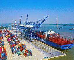 (Tiếng Việt) Trình Thủ tướng xem xét đầu tư bến số 5, số 6 cảng Lạch Huyện