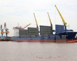 (Tiếng Việt) Hải Phòng sắp có thêm 2 bến cảng trị giá 6.425 tỷ đồng tại cụm cảng Lạch Huyện