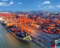 (Tiếng Việt) Bộ GTVT đồng thuận xây dựng bến container số 5, số 6 tại cảng Lạch Huyện