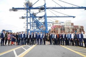 (Tiếng Việt) Tập đoàn Hateco triển khai khảo sát bến số 5, số 6 khu bến cảng Lạch Huyện, Hải Phòng
